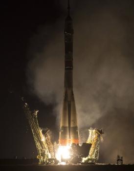 聯盟運載火箭今早發射情況