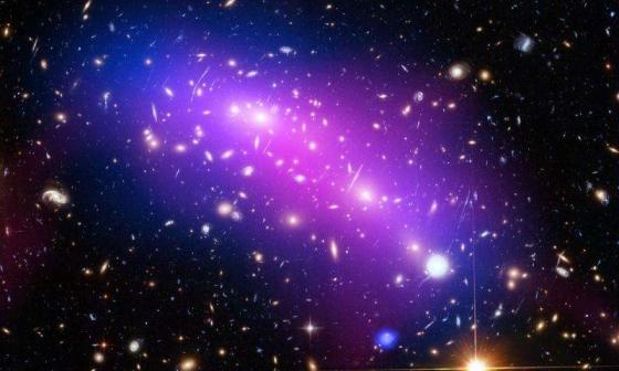 MACS J0416.1-2403 星系團
