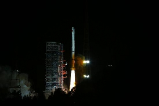 今日凌晨第二十二顆北斗導航衛星發射情況