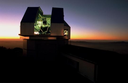 新儀器將會安裝在三校一台聯盟望遠鏡之上