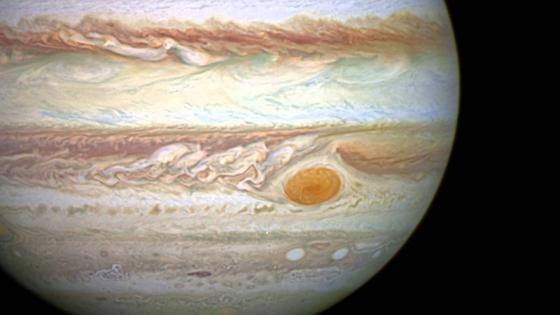 木星大氣層上的大紅斑