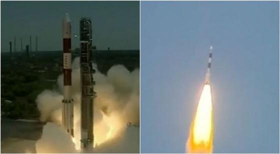 IRNSS-1G導航衛星發射情況