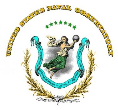 美國海軍天文台標誌
