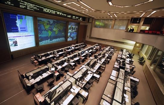 科羅廖夫國際太空站任務控制中心
