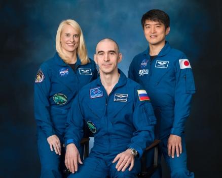 第48次/第49次國際太空站遠征隊