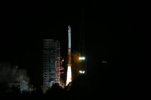 第二十三顆北斗導航衛星發射情況