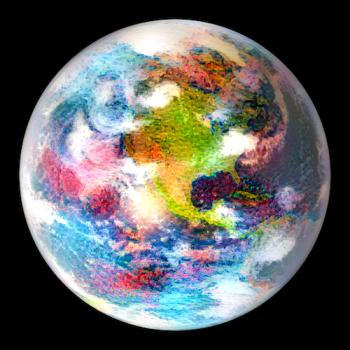 地球神經網絡類似羅伯特系外行星光譜