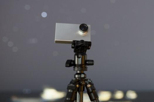 世界上最小最聰明的天文相機Tiny1
