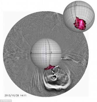 自動化日冕物質拋射三角系統觀測日冕物質拋射方向