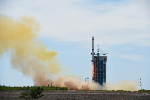 實踐十六號02衛星發射情況