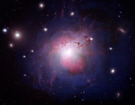 日本X射線天文衛星解體前觀測英仙座中的星系團