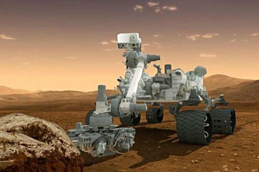好奇號火星車現時以「安全模式」運作
