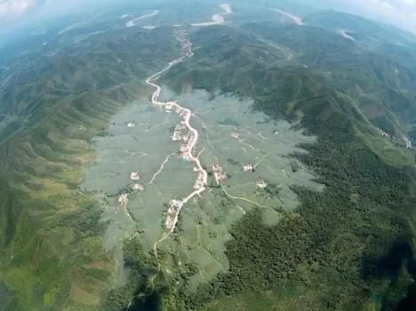 岫岩坑是中國確定首個古代隕石坑