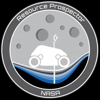 月球資源探測計劃標誌