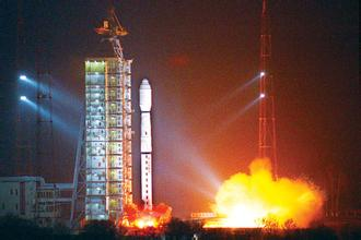 資源三號衛星在今年5月30日發射情況