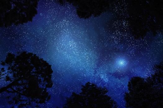 天空中大質量恆星耗盡核燃料會變成超新星死亡