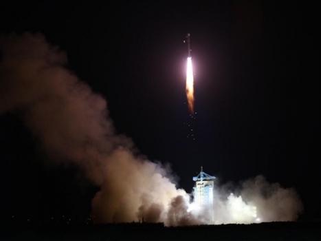 墨子號量子科學實驗衛星發射情況