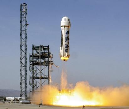 新謝潑德火箭發射情況