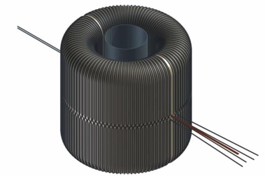 磁線圈嵌入超導金屬內模擬天文學中的磁星