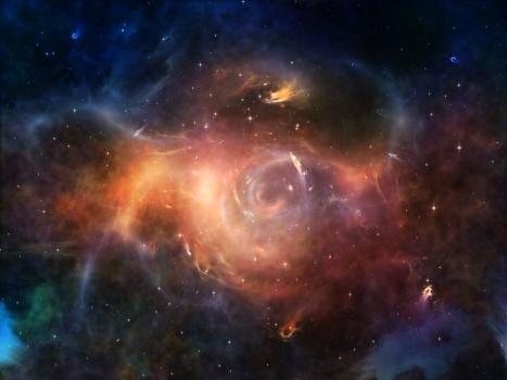 宇宙中物質大部分都是我們所看不到的