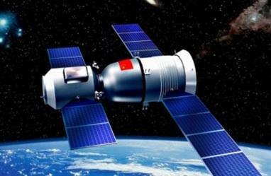 畫家筆下的天宮二號太空實驗室