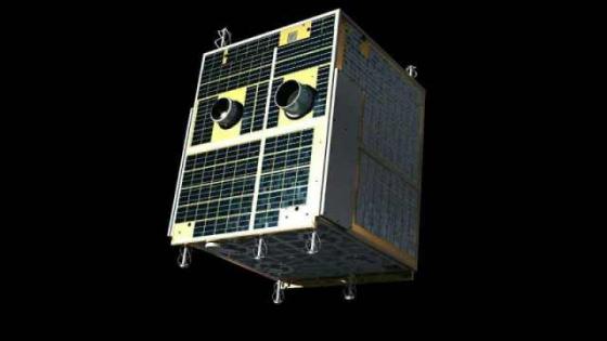 天宮二號的伴隨衛星