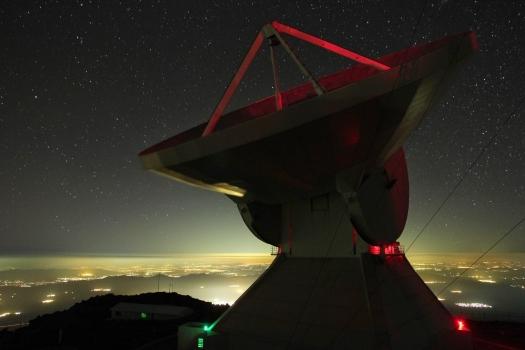 五十米大型毫米波射電望遠鏡