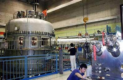 先進超導托卡馬克實驗裝置