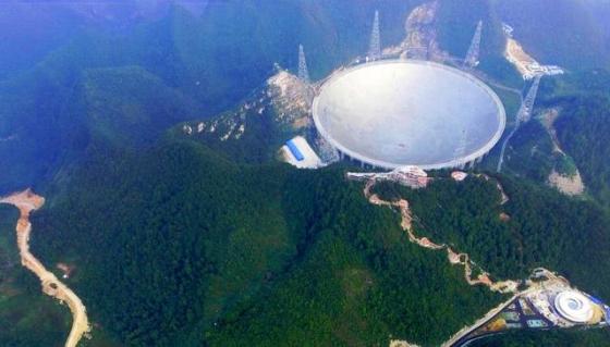 五百米口徑球面射電望遠鏡