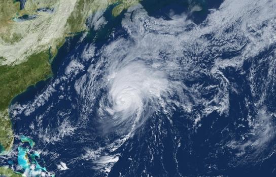 小衛星工作群體幫助監察颶風和颱風起源和軌跡