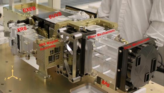 極紫外線與X射線輻照傳感器