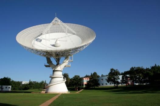 雲南天文台四十米射電望遠鏡
