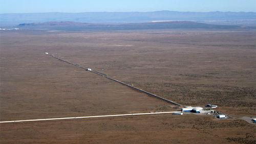 位於華盛頓漢福德的激光干涉重力波天文台