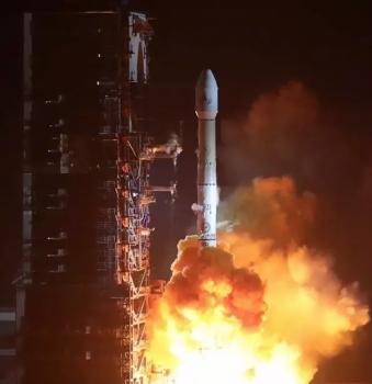 風雲四號衛星發射情況