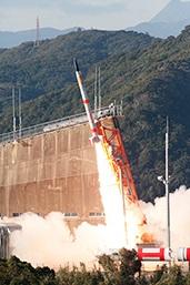 SS-520四號火箭發射情況