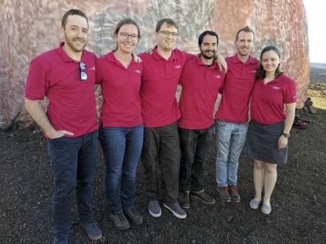 六名志願者將生活在模擬火星環境