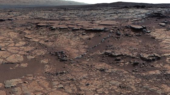 好奇號發現岩石中檢查碳酸鹽遠遠低於預期