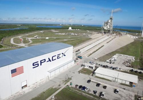太空科技公司租用的39A發射台