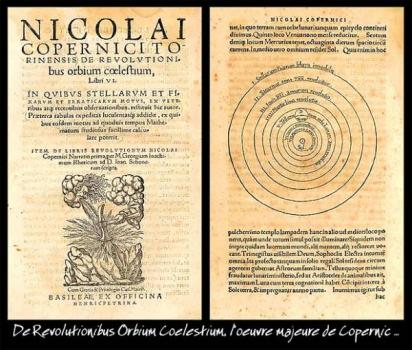 哥白尼1566年版的《天體運行論》