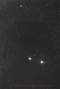 天蠍座新星新星確認照片