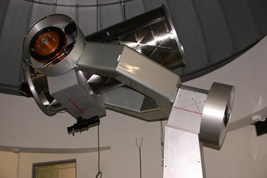 香港大學理學院的天文台