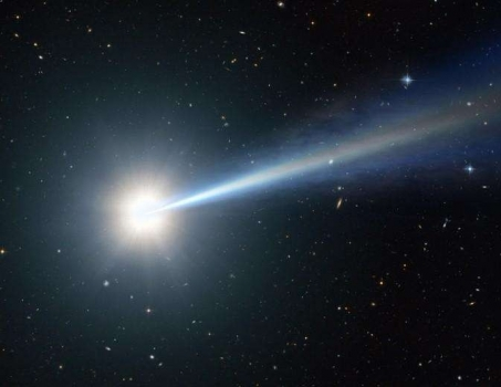 家構思宇宙早期類星體的模様
