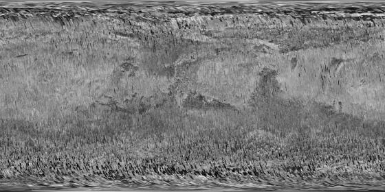火星偵察軌道器的軌道覆蓋了火星九成九的面積
