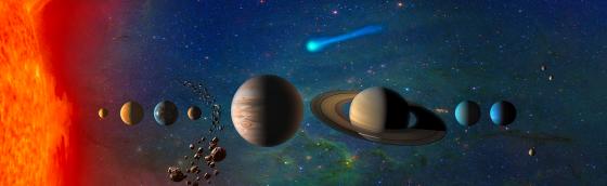 太陽系探索