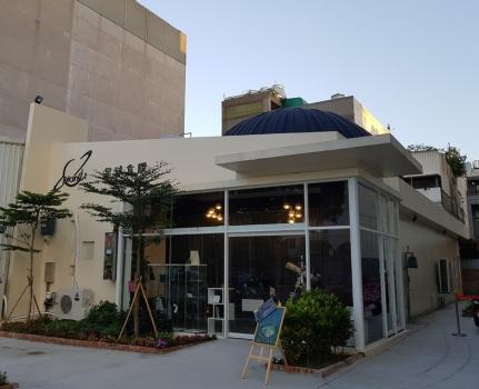 台南「星球食饌」天文館餐廳