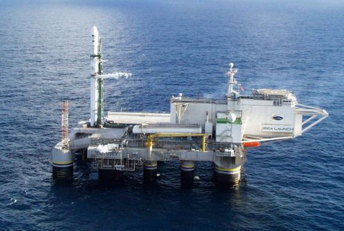 現時外國的海上發射平台