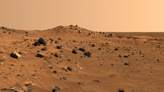 火星表面有毒物質對生命構成危險