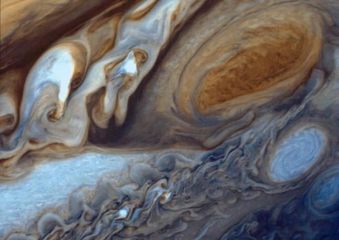木星的大紅斑