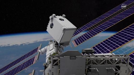安裝在國際太空站上的中子星內部組成探測器