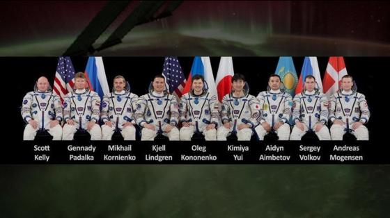 九位太空人